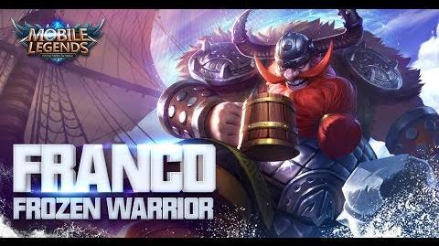 Mobile Legends Bang bang! Frozen Warrior - Franco Gameplay