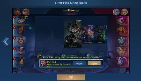 Draft Pick Rule 3