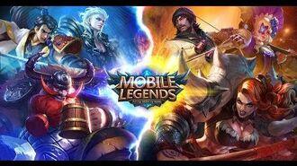 Mobile Legends Bang bang! 5v5 Moba!