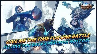 Warriors of Nost Gal New Hero Masha Trailer Mobile Legends Bang Bang!