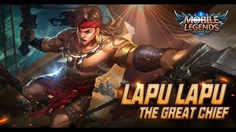 Mobile Legends- Bang bang! New Hero -Lapu Lapu- Gameplay