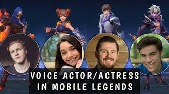 VOICE ACTOR AND VOICE ACTRESS IN MOBILE LEGENDS