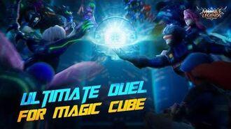 Ultimate Duel For Magic Cube V.E.N.O.M. Squad Cinematic Trailer Mobile Legends Bang Bang!