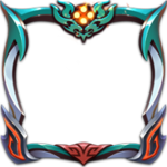 The Oriental Fighters Avatar Border