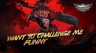 Blood Demon Ninja Returns New Hero Hanzo Trailer Mobile Legends Bang Bang!