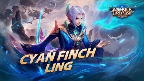 New Hero Cyan Finch Ling Mobile Legends Bang Bang!-0