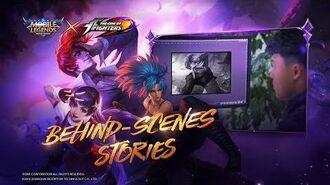 KOF Skin Design Behind-scenes stories Mobile Legends Bang Bang!