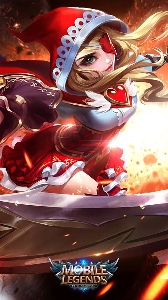 Image Mobile Legends Wallpapers Ruby Jpg Mobile Legends Wiki Fandom Powered By Wikia