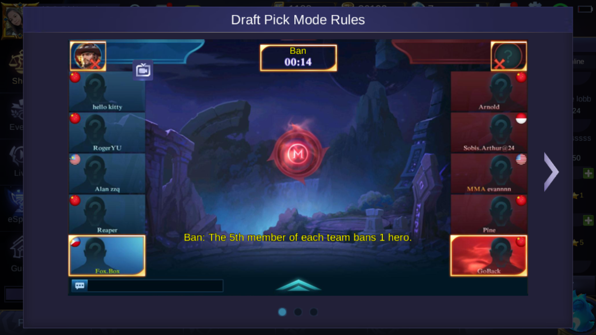 Draft Pick | Mobile Legends Wiki | FANDOM powered by Wikia