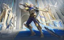 Alucard Lightborn - Striker wall