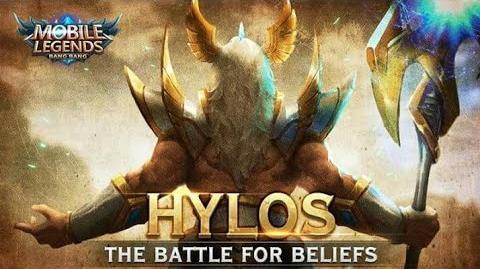 HYLOS THE GRAND WARDEN Story Official trailer Mobile Legend bang bang