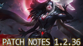 Patch Notes 1.2.36