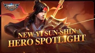 Hero Spotlight - Yi Sun-Shin, Paenlong Legend
