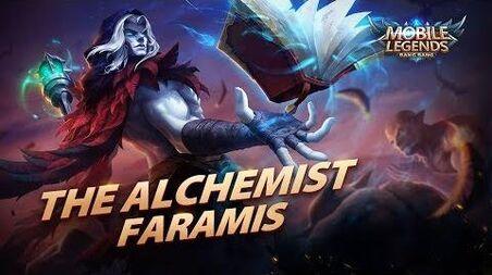 New Hero The Alchemist Faramis Mobile Legends Bang Bang!-0