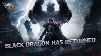 Black Dragon Has Returned New Hero Yu Zhong Trailer Mobile Legends Bang Bang!