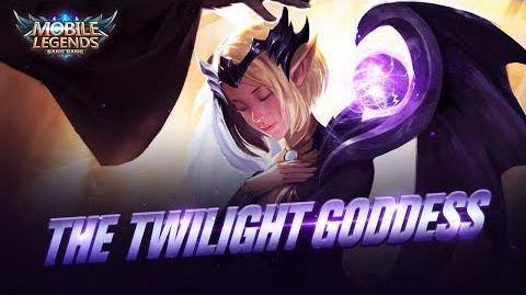 The Twilight Goddess Lunox Story Trailer Mobile Legends Bang Bang!