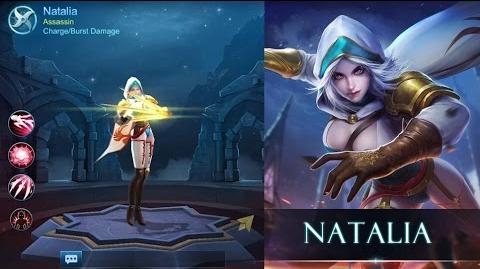 Mobile Legends Bang Bang Natalia - Ambush in the brush and Stab your enemy in the back!