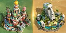 Castle Skins Banner