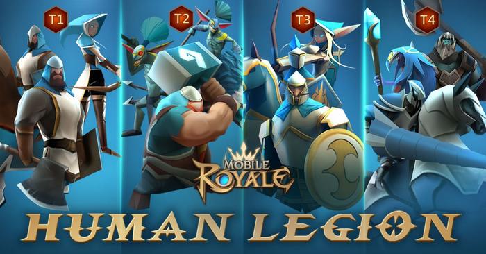 Human legion