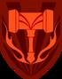 Flamehammer shield