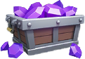 Crystal chest 1