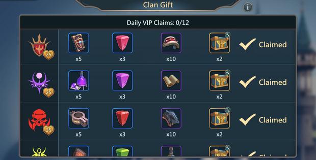Clan Gift