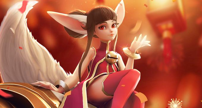 Joyful fox 2