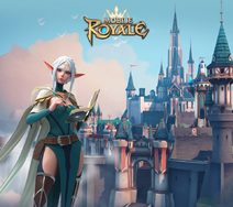 Saoirse and castle