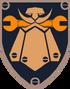 Steambeards shield