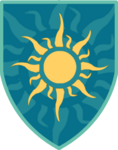 Sunsingers shield