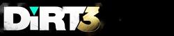DiRT 3 Wiki Wordmark 001