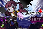 Maplestory live demon slayer update screenshot 01