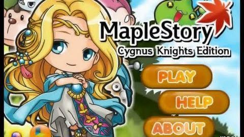 MapleStory Cygnus Knights Edition iPhone iPod Launch Trailer