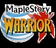 MapleStory Warrior logo