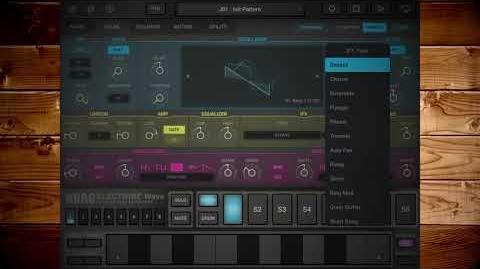 Korg Electribe Wave Tutorial Sound Design- Exploring Factory Sounds Wavetable Synth