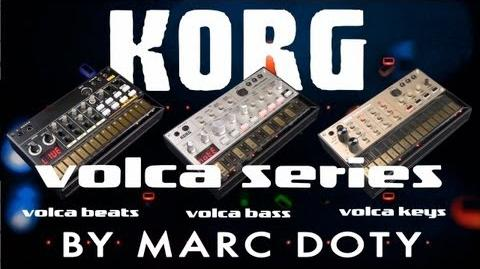 The Korg Volca Series- Korg Volca Keys Sound Part 1
