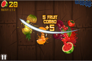 FruitNinja screenshot