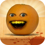 Annoying Orange Kicthen Carange icon 175x175