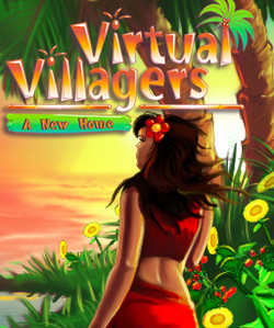 VirtualVillagersANewHome cover