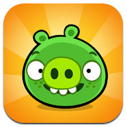 Rovio Bad Piggies game cover art