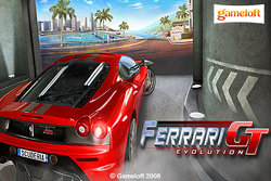 Ferrari GT Evolution Splash Screen