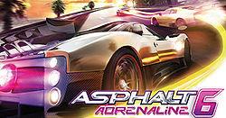 Asphalt 6 cover