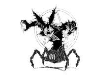 Sadistic holiday demon black hiver request by jnredmon-d7rf8xk