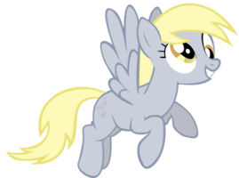 Derpy hooves vector by anxet-d556csz