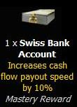 Swiss bank account