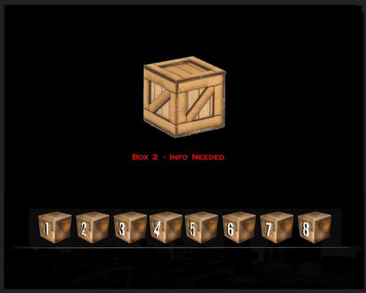 Box 2 Info