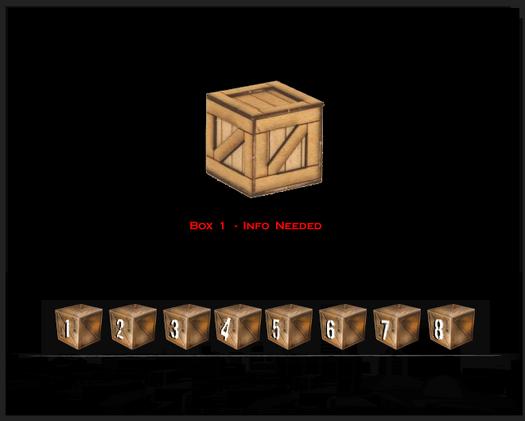 Box 1 Info