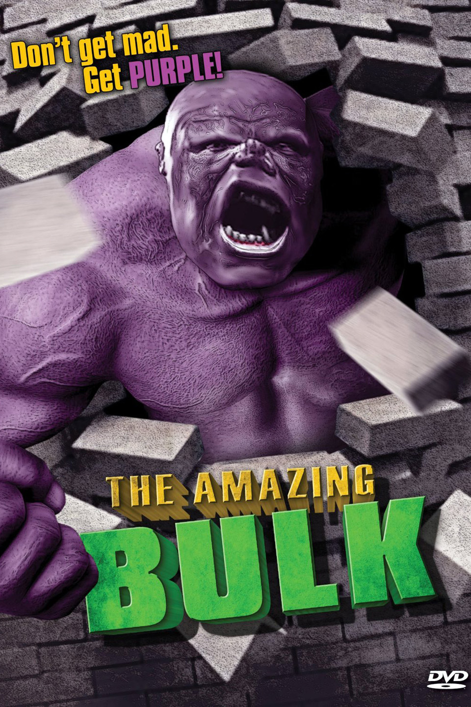 Image result for the amazing bulk