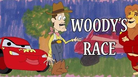 """Dingo Pictures Presents """"Woody's Race"""" HD"""