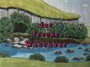 Der freche Waschbar logo